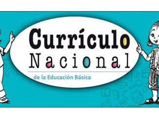 Currículo Nacional 2017 – Información Importante
